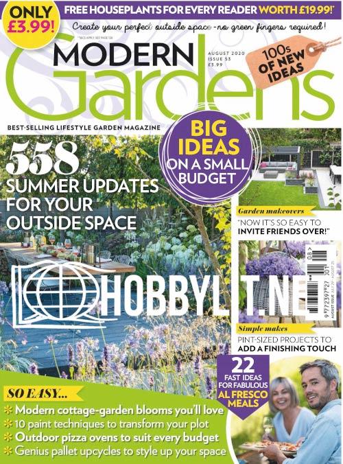 Modern Gardens - August 2020