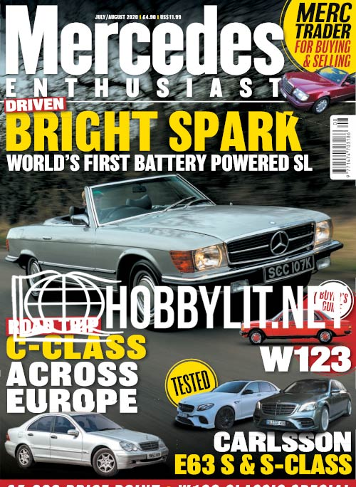 Mercedes Enthusiast - July-August 2020