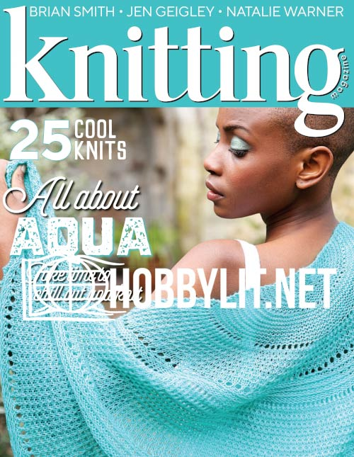 Knitting Magazine Issue 208