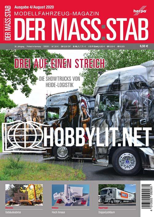 DER MASS:STAB - August 2020