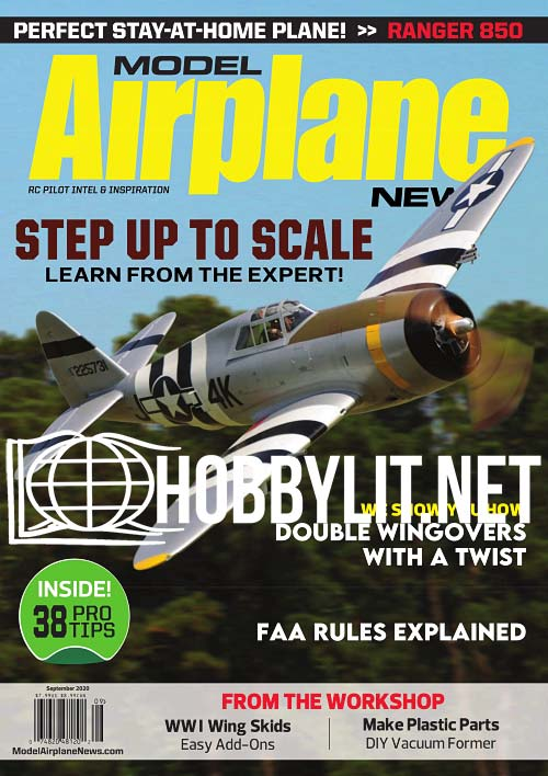 Model Airplane News - September 2020