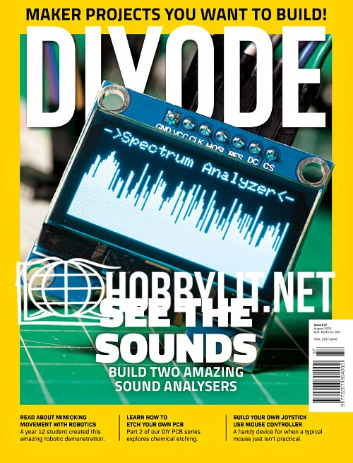 DIYODE Issue 037
