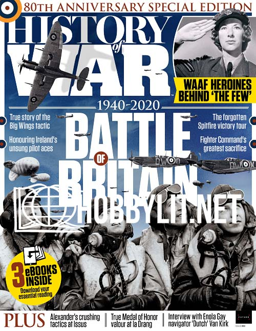 History of War Issue 84
