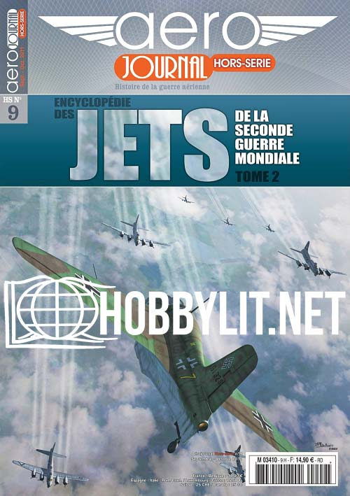 AeroJournal Hors-Serie 09 - Encyclopedie des JETS Tome 2