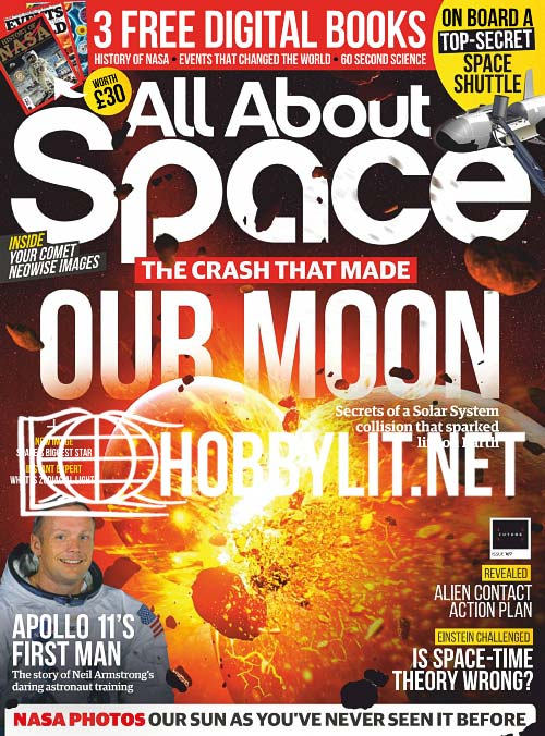 All About Space Issue 107