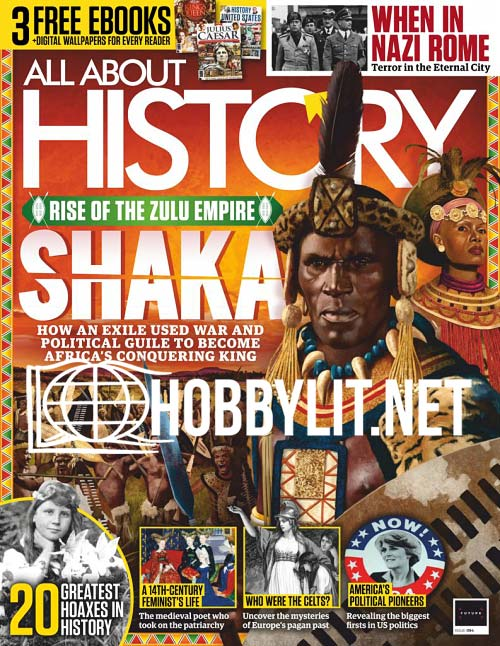 All About History Issue 094