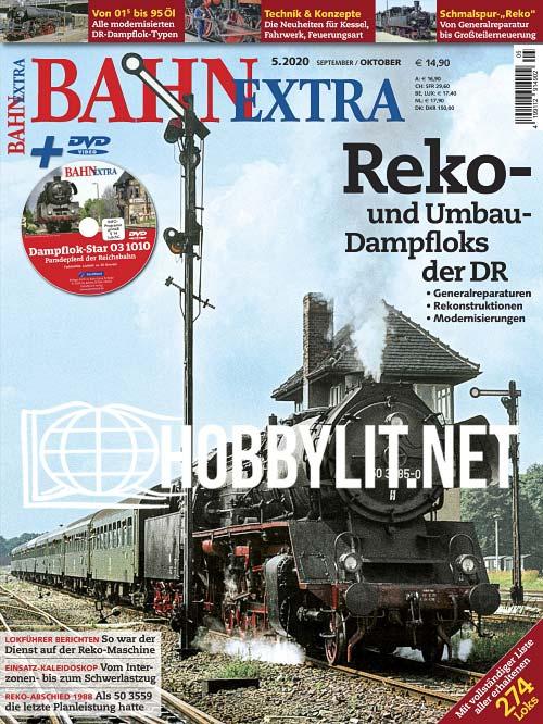 Bahn Extra - September/Oktober 2020