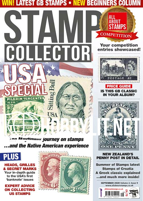 Stamp Collector - September 2020