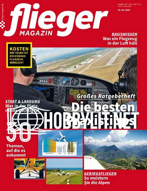 Fliegermagazin 2020-09A