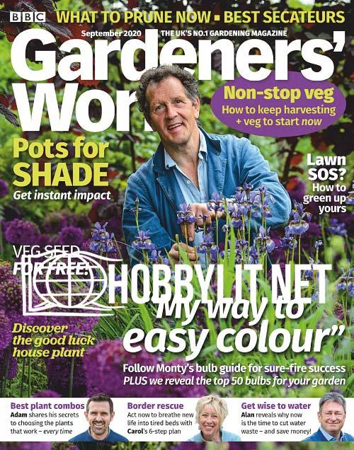 Gardeners' World - September 2020