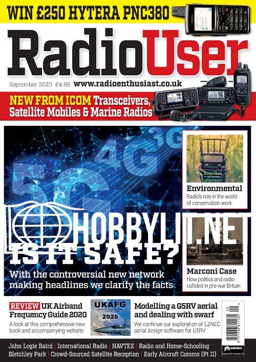 Radio User - September 2020