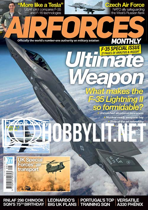 Air Forces Monthly - September 2020