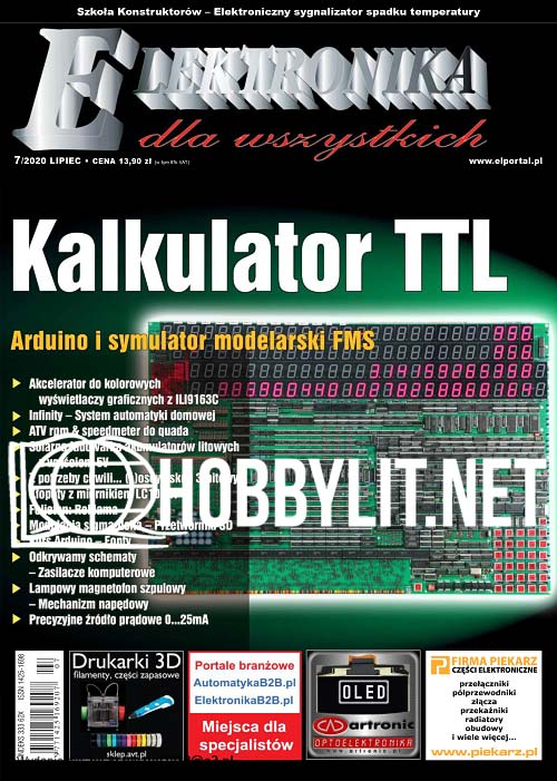 Elektronika Dla Wszystkich 2020-07