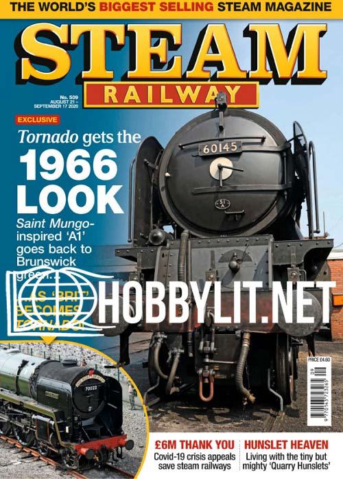 Steam Railway - 21 August 2020