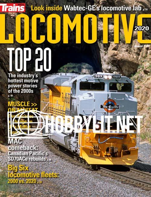 Locomotive – Annual 2020