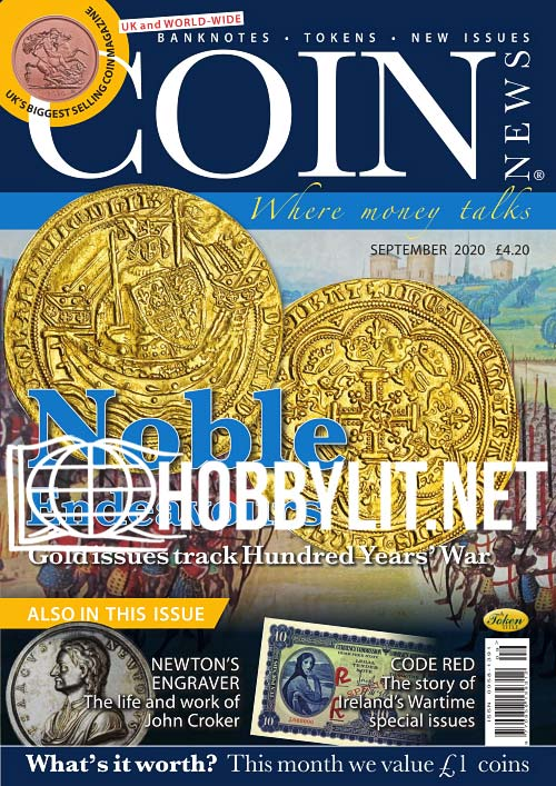 Coin News - September 2020