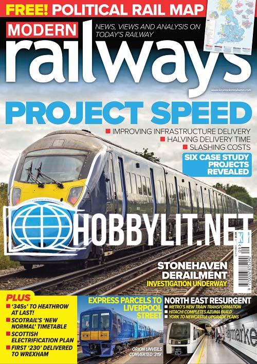 Modern Railways - September 2020