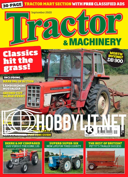 Tractor & Machinery - September 2020