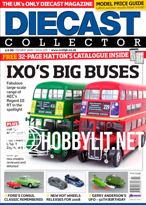 Diecast Collector - October 2020