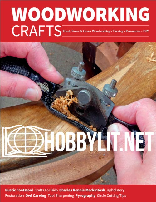 Woodworking Crafts Issue 63