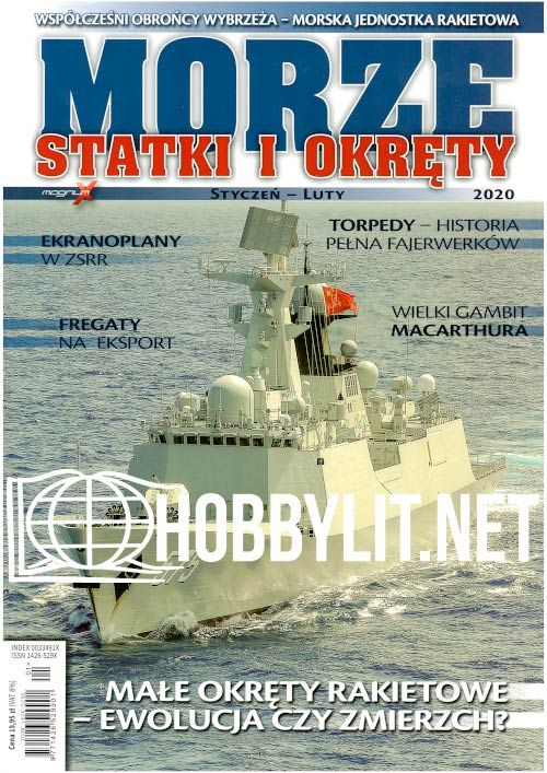 Morze Statki i Okrety 2020-01