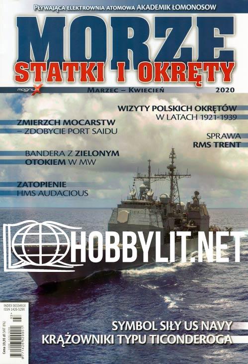 Morze Statki i Okrety 2020-02
