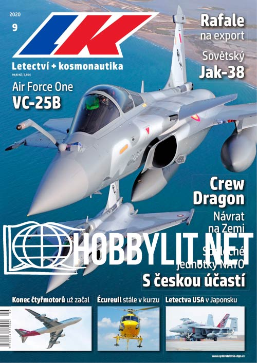 Letectvi+Kosmonautika 2020-09