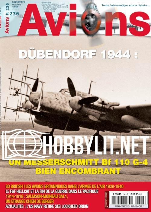 Avions - Septembre-Octobre 2020