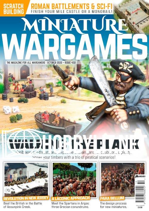 Miniature Wargames - October 2020