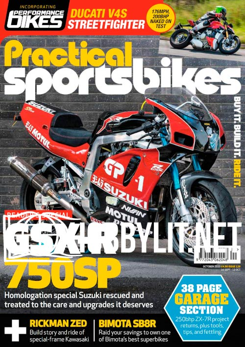 Practical Sportsbikes - October 2020