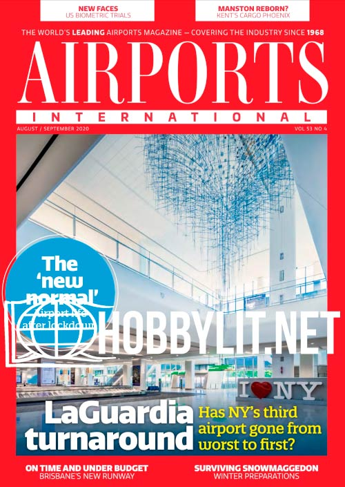 Airports International - August/September 2020