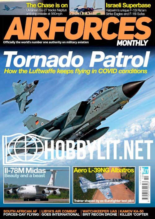 Air Forces Monthly - October 2020