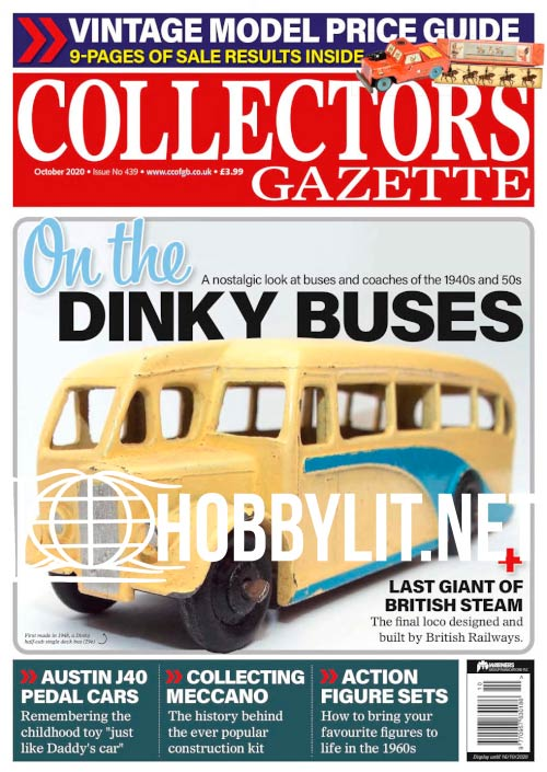 Collectors Gazette - October 2020