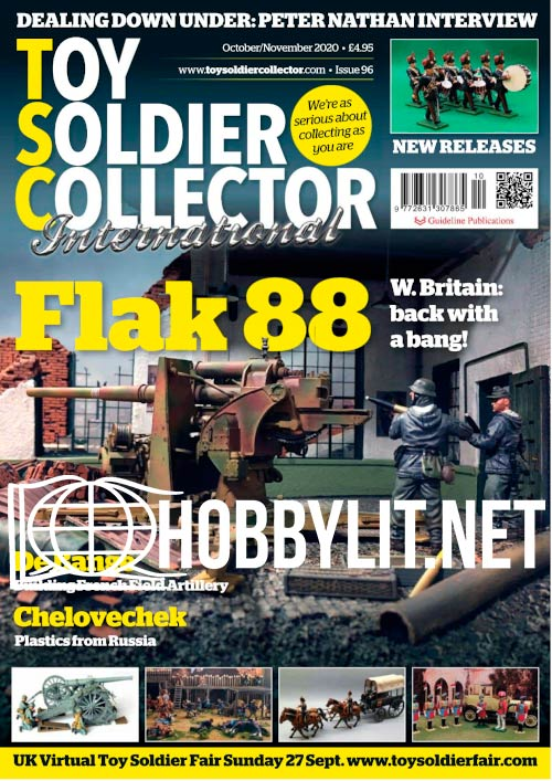 Toy Soldier Collector - October/November 2020