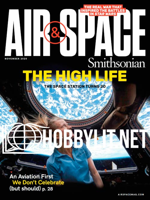 Air & Space Smithsonian – October 2020
