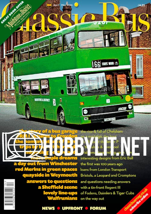 Classic Bus -  April/May 2020