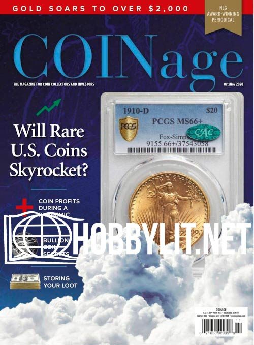 COINage - October/November 2020