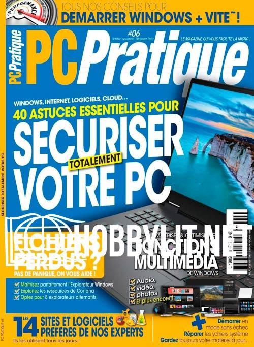 PC Pratique N°6 - Octobre-Décembre 2020