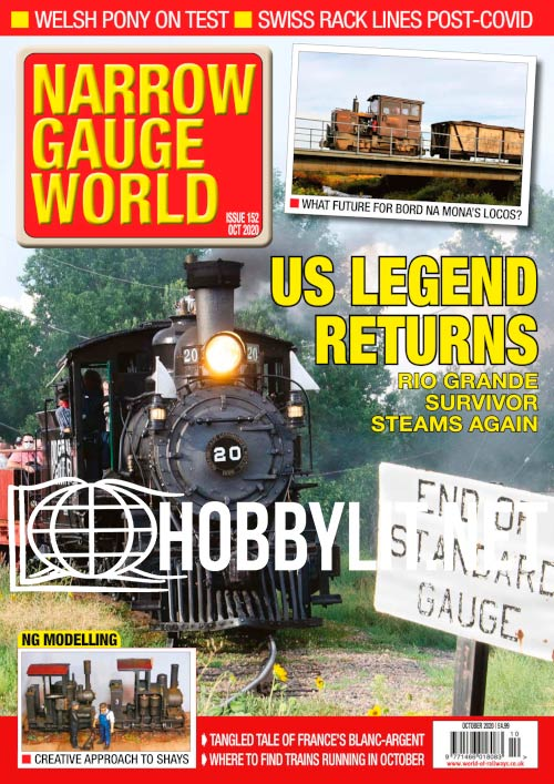 Narrow Gauge World - October 2020