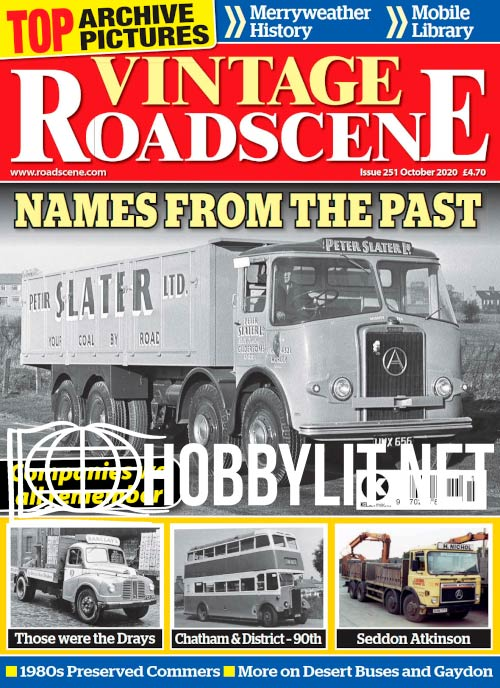 Vintage Roadscene - October 2020
