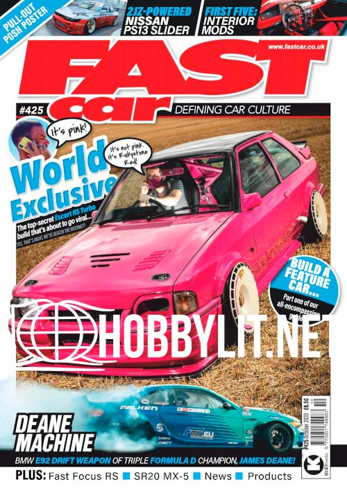 Fast Car - October 2020