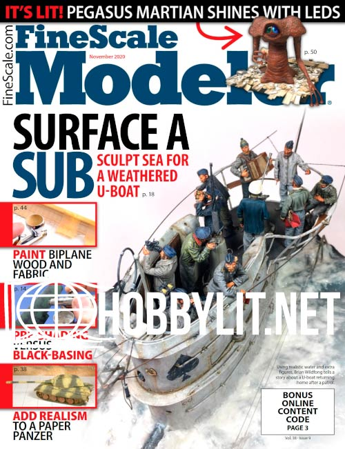 FineScale Modeler - November 2020