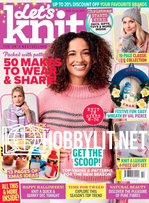 Let's Knit - October 2020