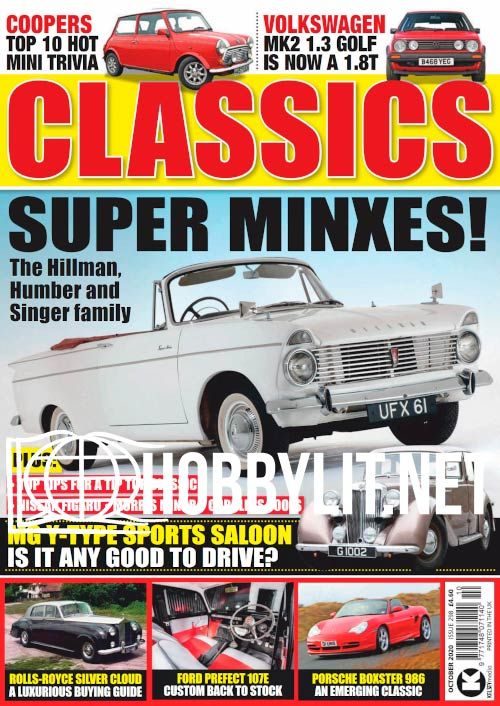 Classics Monthly - October 2020