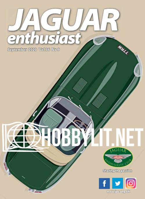 Jaguar Enthusiast - September 2020