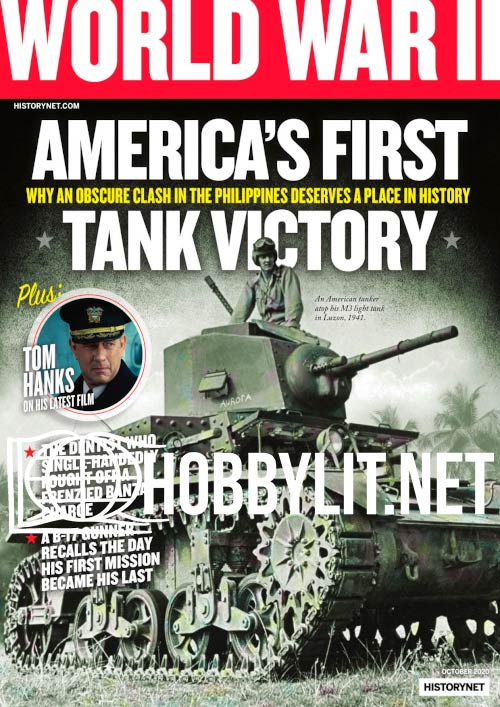 World War II Magazine  - October 2020