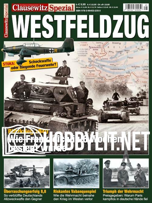 Clausewitz Spezial - Westfeldzug