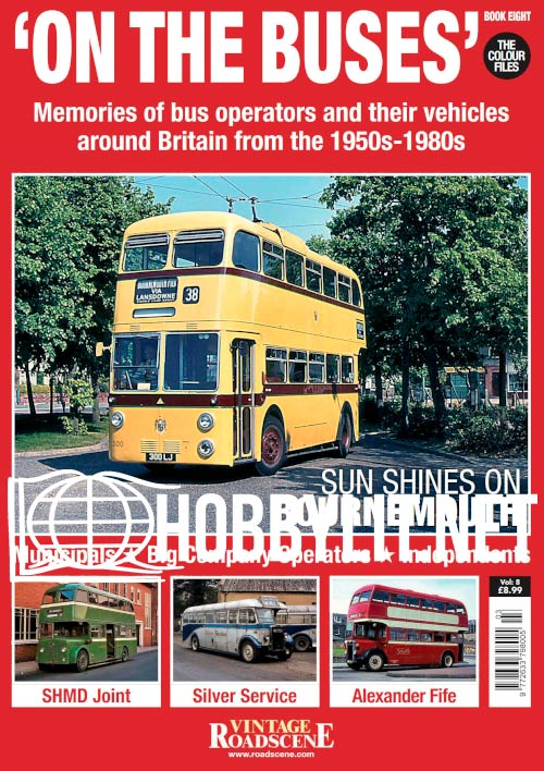 On The Buses Book 8