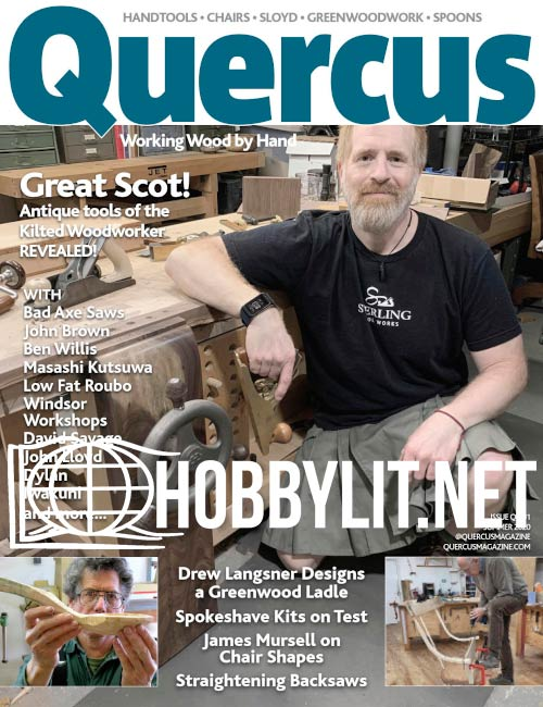 Quercus Issue 01 -  Summer 2020