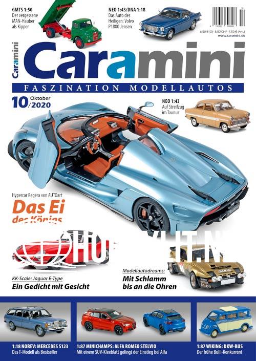 Caramini - Oktober 2020